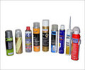 Mechanical Maintenance Lubrication Aerosols